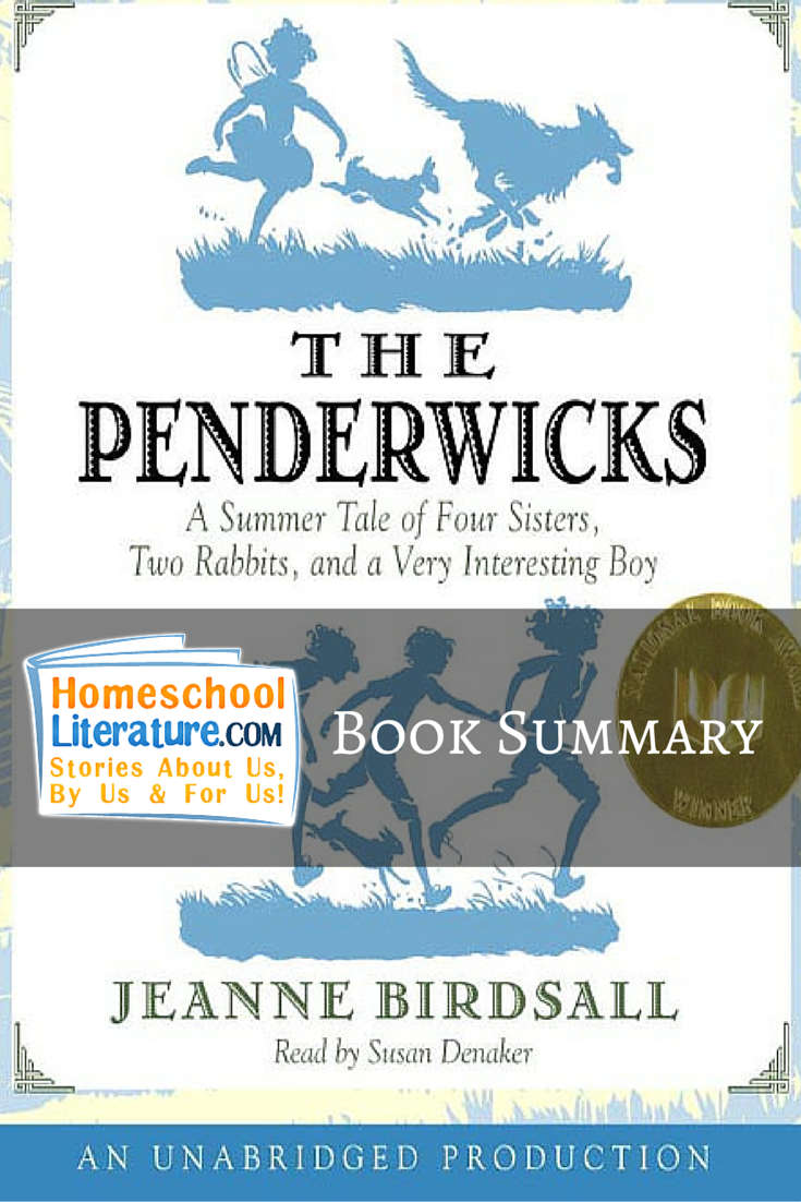 The Penderwicks: A Summer Tale of Four Sisters, Two Rabbits