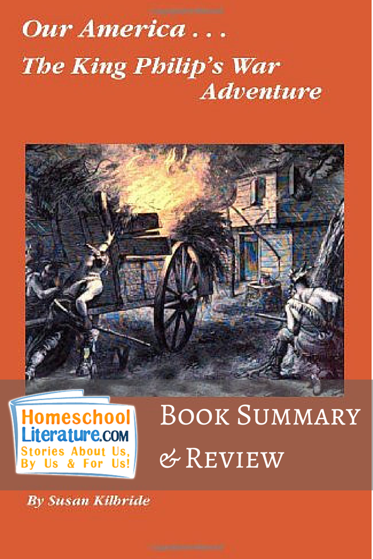 King Philip S War Adventure The Our America Book 2 By