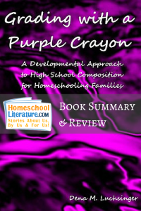 Grading with a Purple Crayon