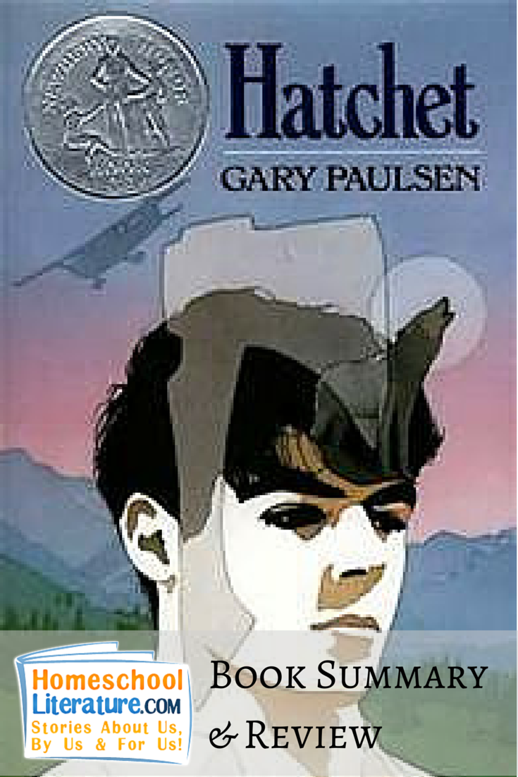 an essay on the hatchet by gary paulsen Strong essays: hatchet - within reading the first few pages of hatchet, i knew i was going to enjoy the book hatchet was a story about bravery, courage, and strength i.