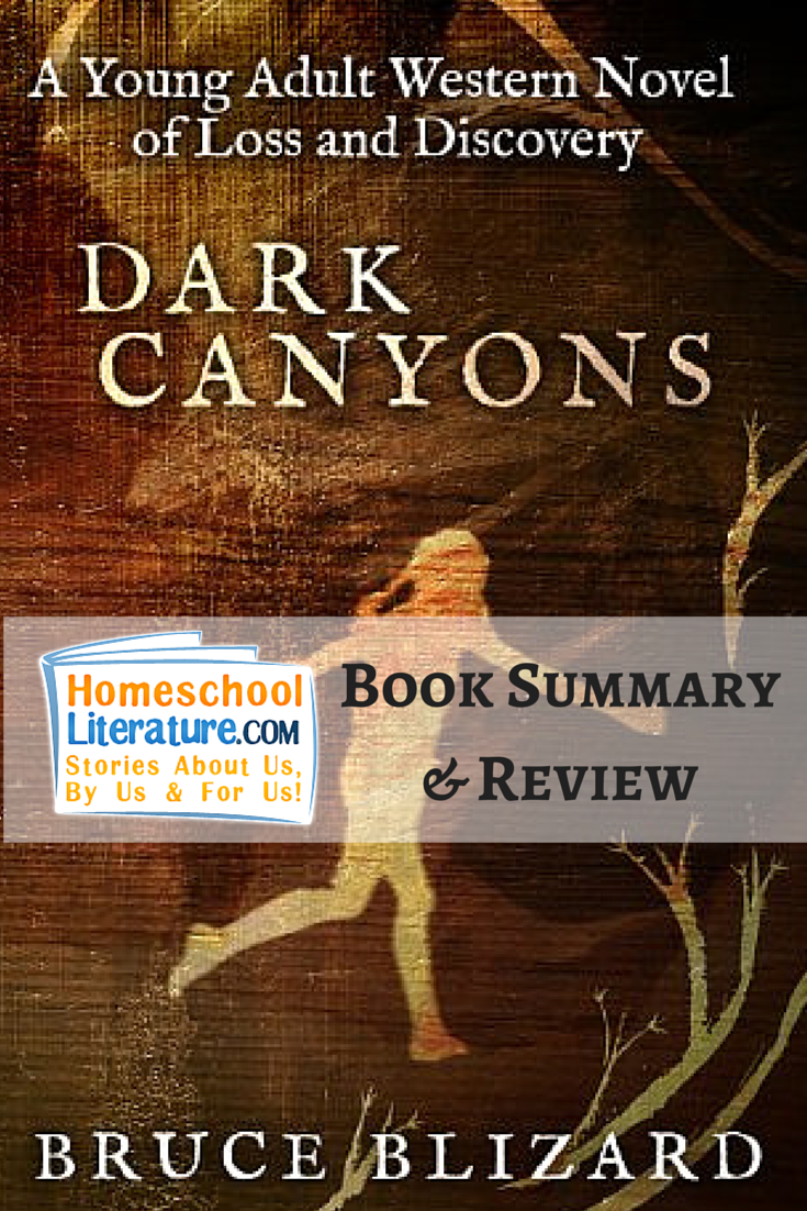 Dark Canyons book review image