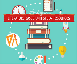 Literature Based Unit Study Resources