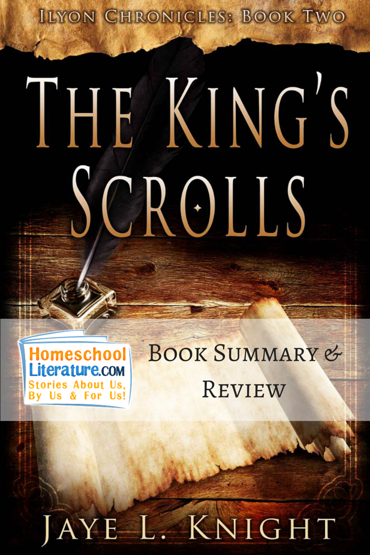 The King's Scrolls review image