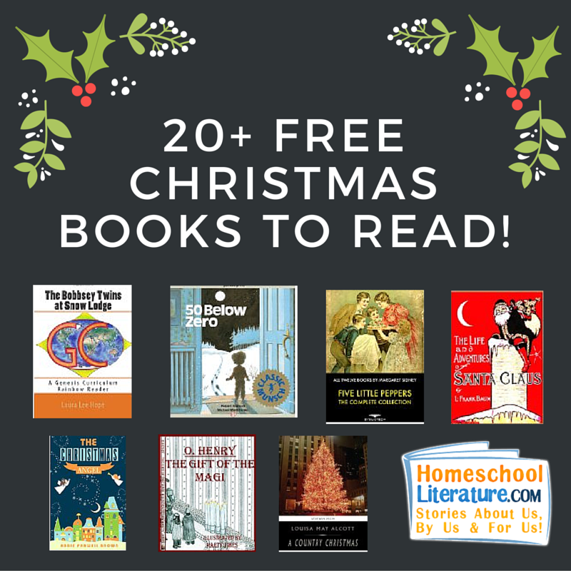 20 Free Christmas Books To Read