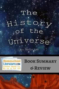 History of the Universe review image