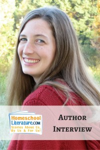 Interview with author Jenelle Schmidt