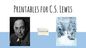 printables-for-c-s-lewis