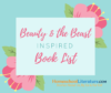 Beauty & the Beast Book List