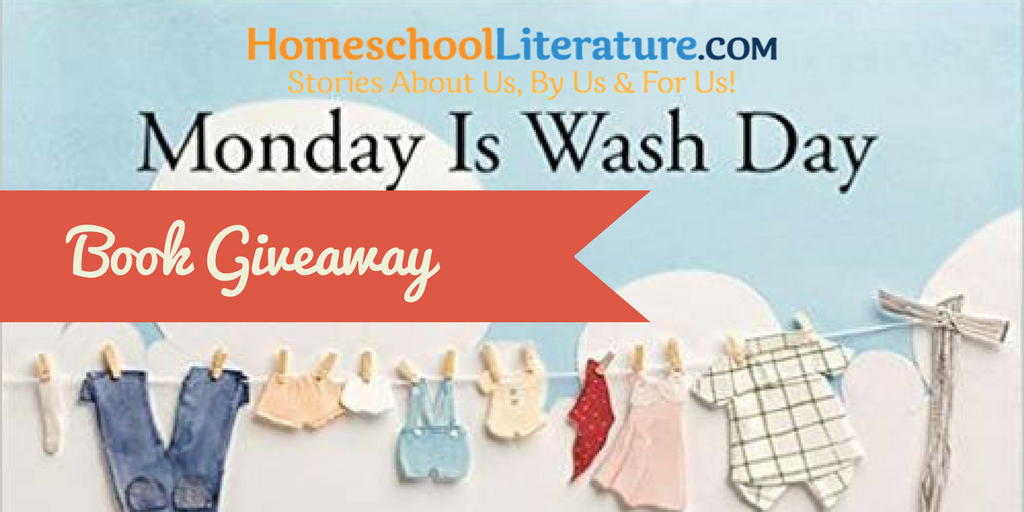 Monday is Wash Day Giveaway!
